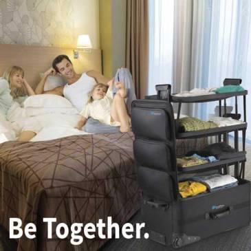 Shelfpack at Mosafer - Family Bonding